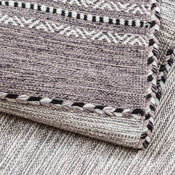 Dywan ręcznie tkany Kilim Tribal 408, 180x60 cm
