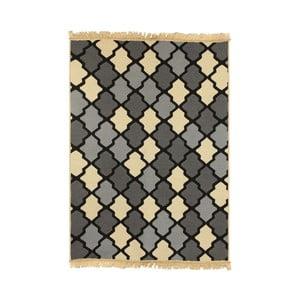 Niebieski dywan Floorist Duvar Grey Beige, 120x180 cm