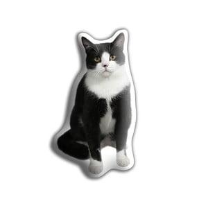 Poduszeczka Adorable Cushions Czarnobiały kot