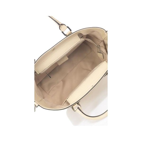 Beżowa torebka skórzana Krole Kayleen