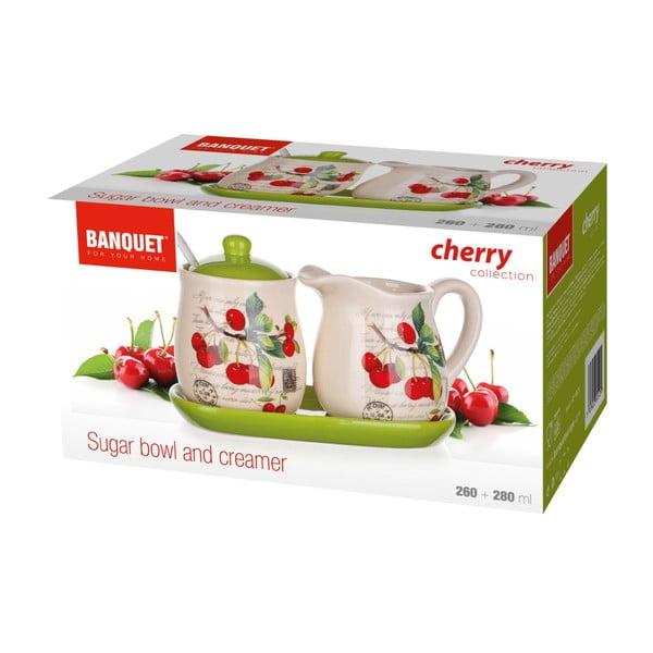 Mlecznik i cukierniczka Banquet Cherry