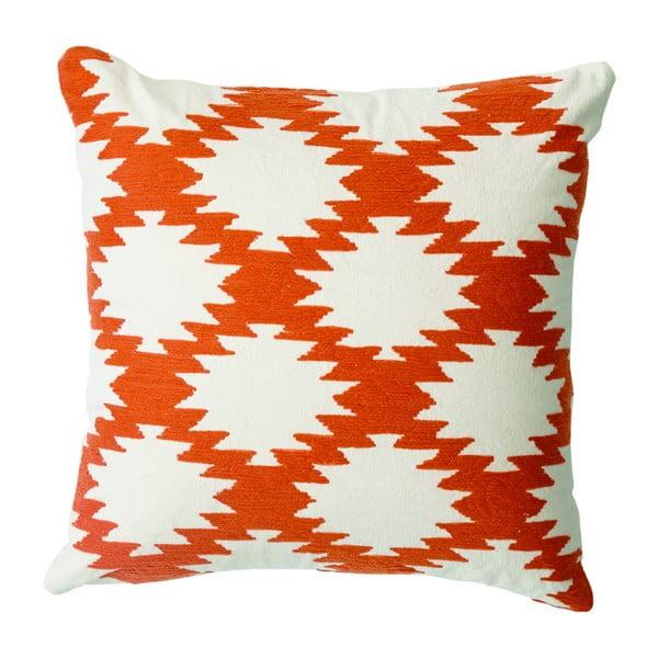 Poszewka na poduszkę Linden Orange, 45x45 cm
