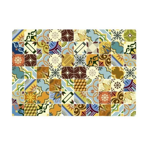 Winylowy dywan Baldosas Hidráulica, 100x150 cm