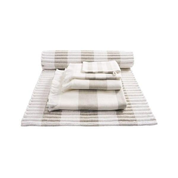 Ręcznik Jolie Beige, 50x100 cm