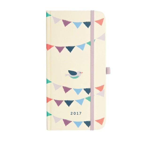 Kalendarz Busy B Slim 2017