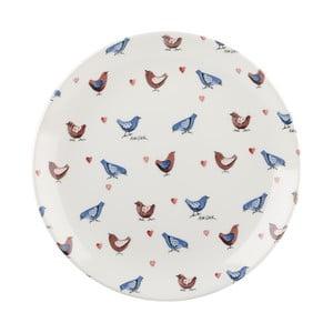 Talerz Lovebirds, 26 cm