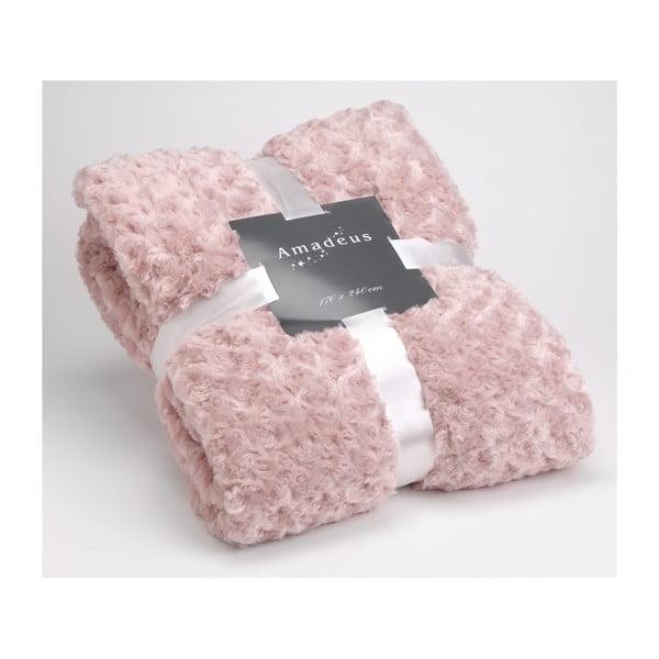 Koc Doudou Old Pink, 170x240 cm
