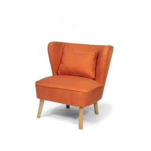 Fotel Eva Arancio