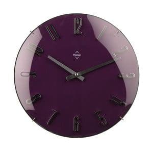 Zegar Purple, 41 cm