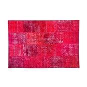 Dywan wełniany Allmode Red, 200x140 cm