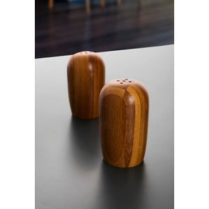 Bambusowa solniczka i pieprzniczka Bambum Piparo
