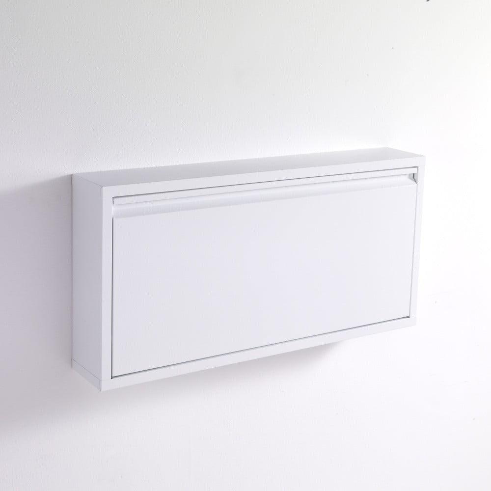 Biały szafka na buty Tomasucci Terry, 75x37,5 cm