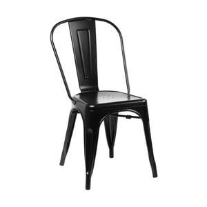 Czarne krzesło D2 Paris