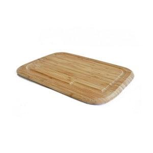 Bambusowa deska do krojenia Bambum, 37x27 cm