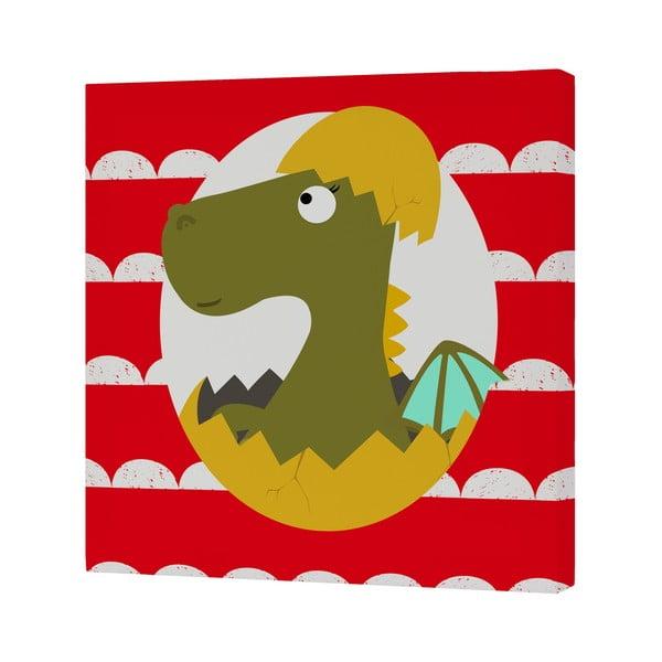 Obrazek Little Dragon, 27x27 cm
