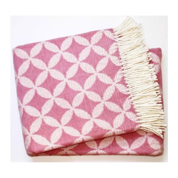Koc Petalo Mauve Pink, 140x180 cm