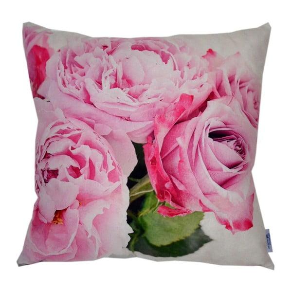 Poduszka Bouquet of Roses, 42x42 cm