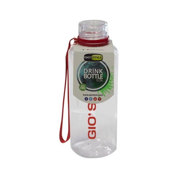 Butelka podróżna Gio'Style Evviva, czerwona