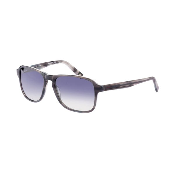 Męskie okulary przeciwsłoneczne GANT Hollis Grey