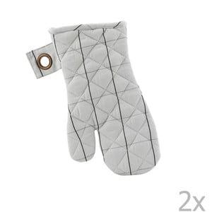Zestaw 2 rękawic kuchennych House Doctor Gloves