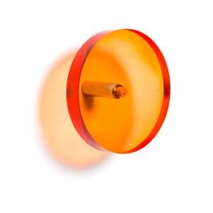 Pomarańczowy haczyk Acrylic