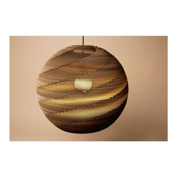 Kartonowy abażur Sphere