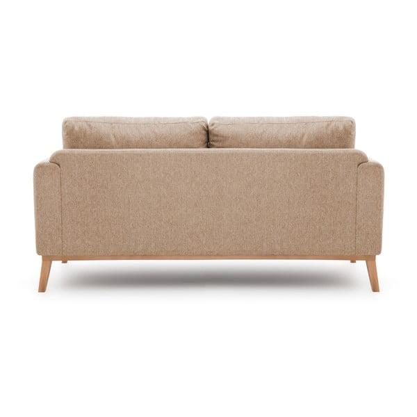 Beżowa sofa 3-osobowa Vivonita Milton