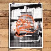 Plakat Stay Foolish, 30x41 cm