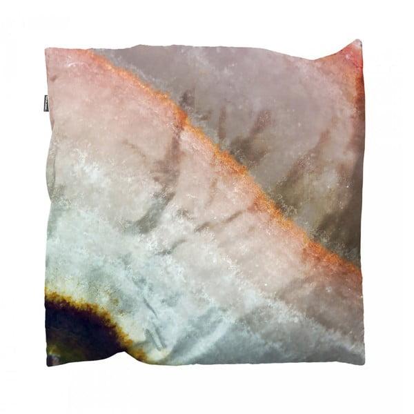 Poszewka na poduszkę Snurk Mineral Pink, 50x50 cm