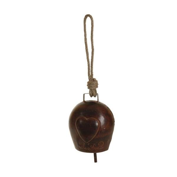 Metalowy dzwonek wiszący Antic Line Bill Bell