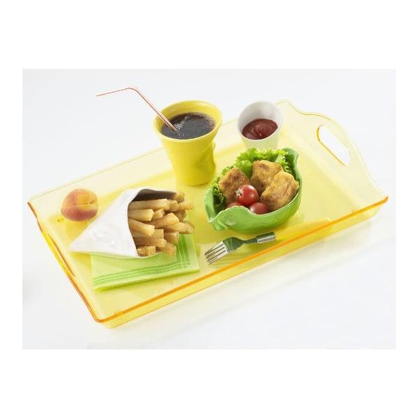 Forma do zapiekania Happy Cuisine 0,2 l, limonkowa