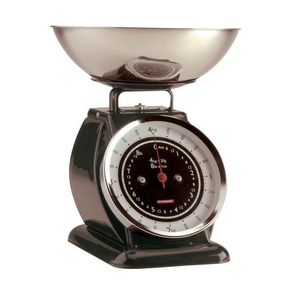 Waga kuchenna Bella Scales, czarna