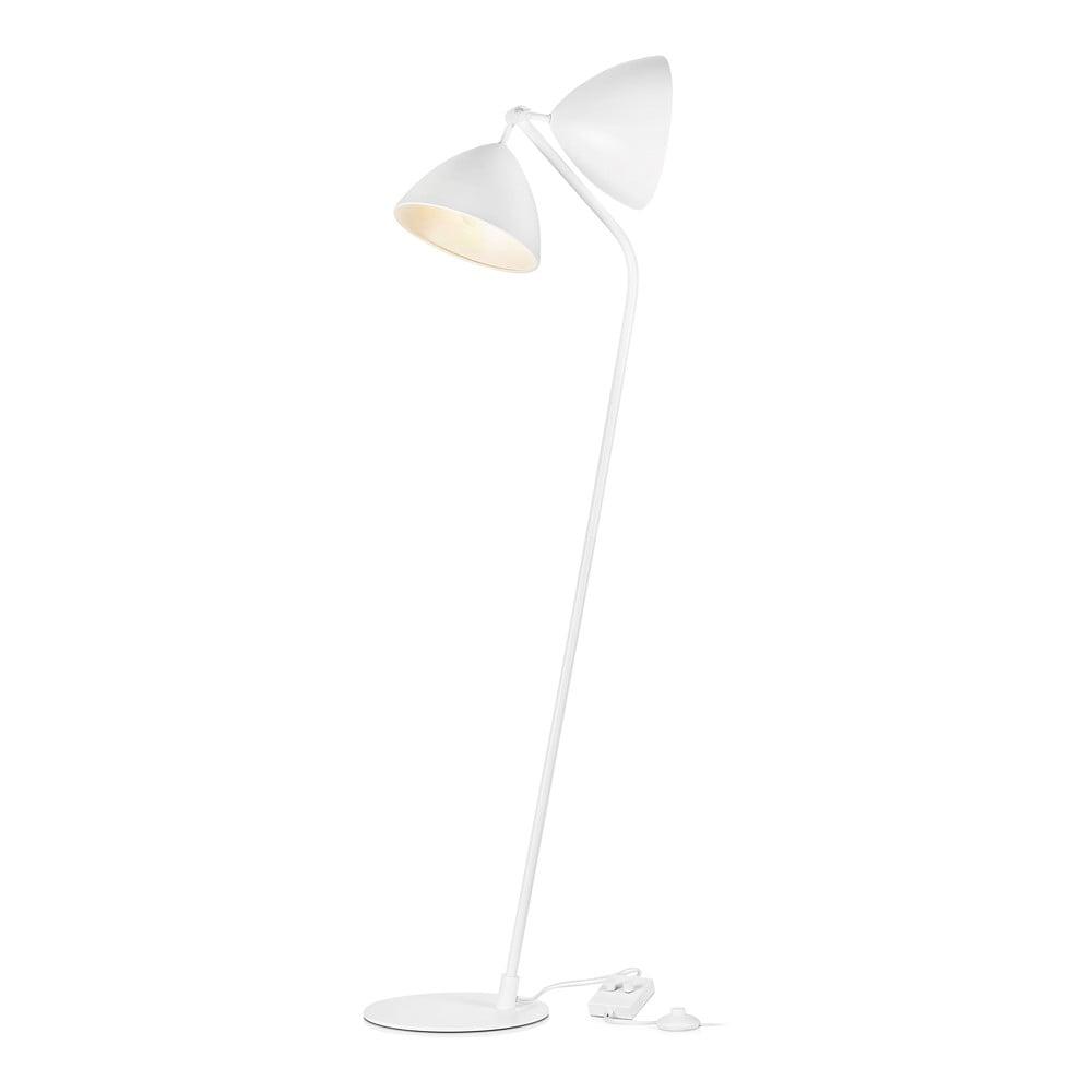 Biała lampa stojąca Markslöjd Dagmar Dos Floor White