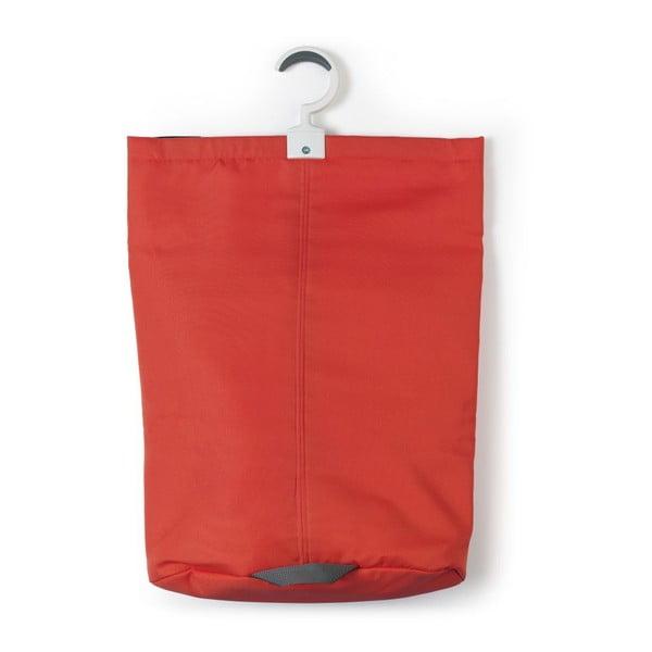 Torba na pranie do zawieszenia Space Red, 35 l