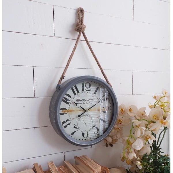 Zegar naścienny Grand Hotel, 31 cm