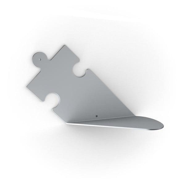 Półka Puzzle, srebrna