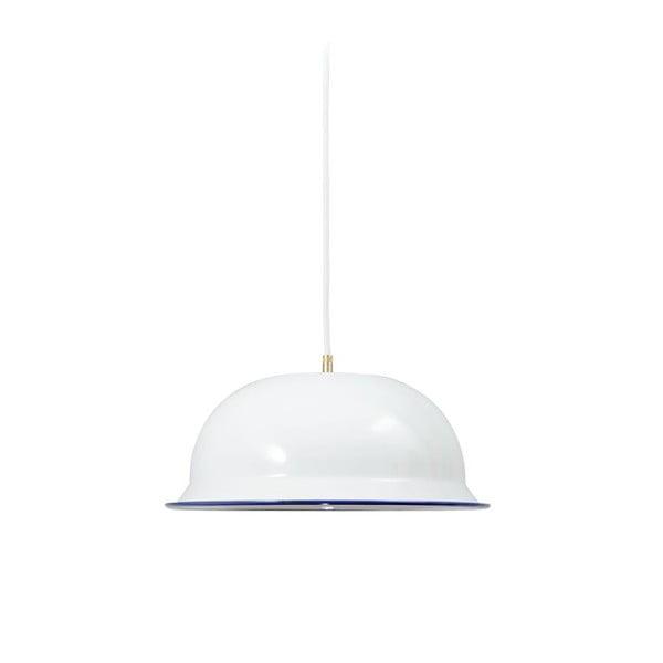Lampa sufitowa Emailleleuchte 01 White/White