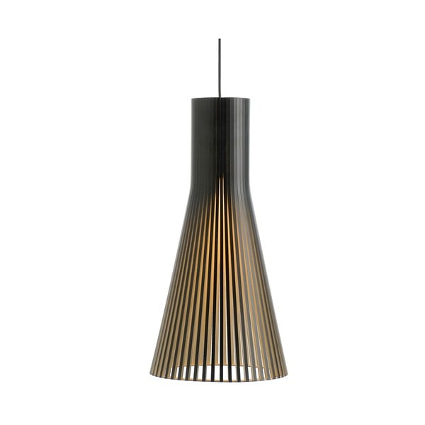 Lampa wisząca Secto 4200 Black, 60 cm
