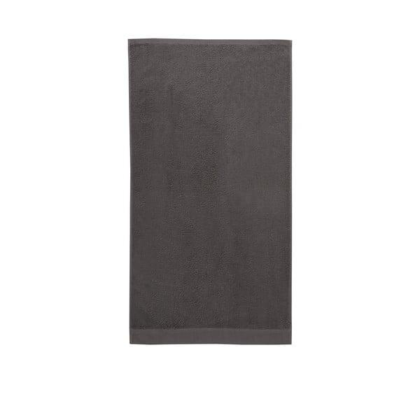 Zestaw 3 brązowych ręczników Seahorse Pure,60x110cm