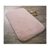 Różowy dywanik łazienkowy Confetti Bathmats Miami, 57x100 cm