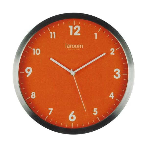Zegar ścienny Minimal Orange