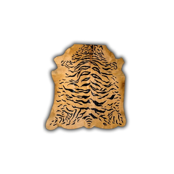 Skóra dekoracyjna Normand Cow Tiger, 170x190 cm