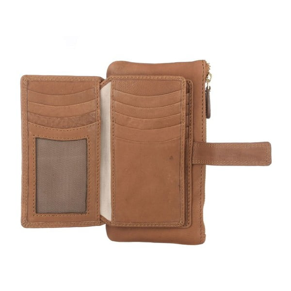 Skórzany portfel Uma Oak