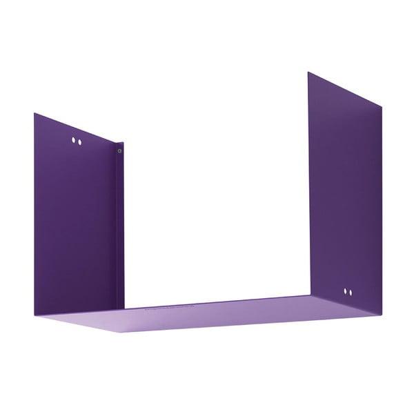 Półka Geometric Two, fioletowa
