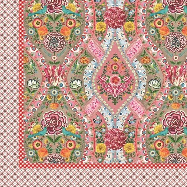 Pościel Pip Studio Melody, 135x200 cm, khaki
