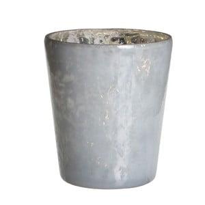 Świecznik Benito White, 7x7 cm