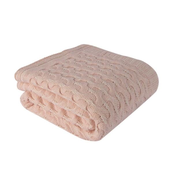 Koc Totu Pink, 130x170 cm