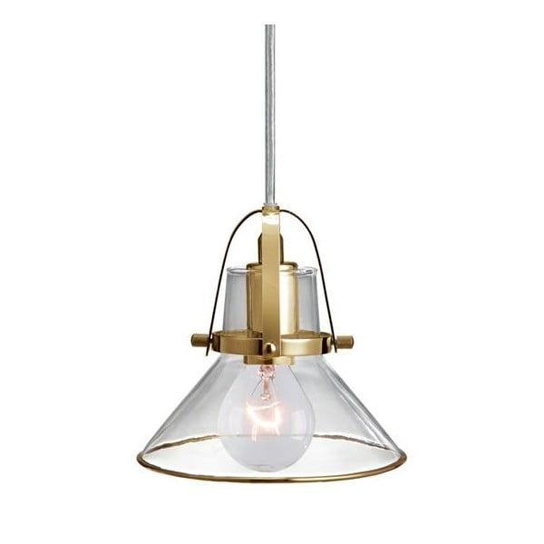 Lampa wisząca Markslöjd Hunneberg, mosiądz