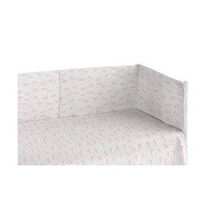 Ochraniacz do łóżeczka Pooch Dreams Coral