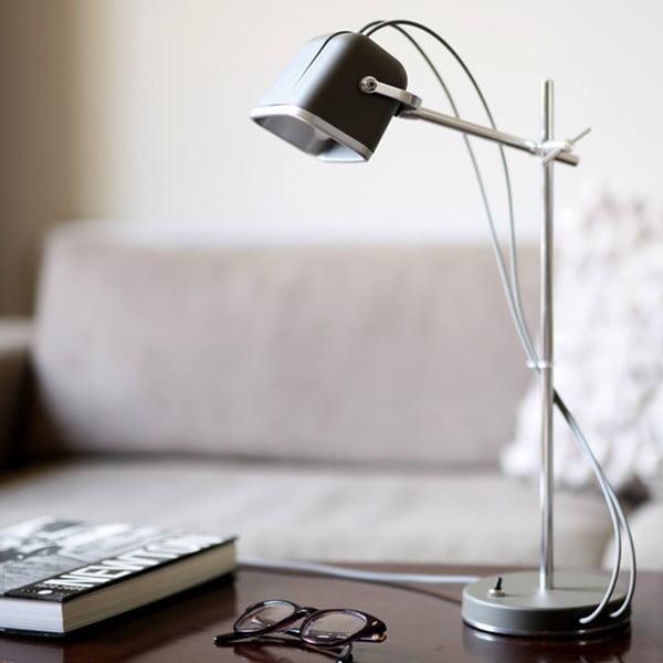 Lampa stołowa Mob, czarna